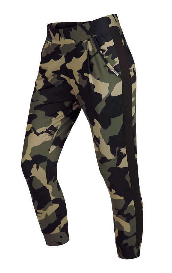 Funkční kalhoty dámské 7/8 5B355 | Sportovní kalhoty, tepláky, kraťasy LITEX
