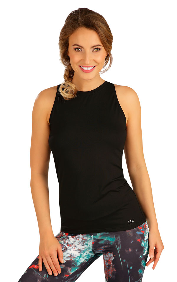 Funkční tričko dámské bez rukávů. 5B373 | Tílka, topy LITEX