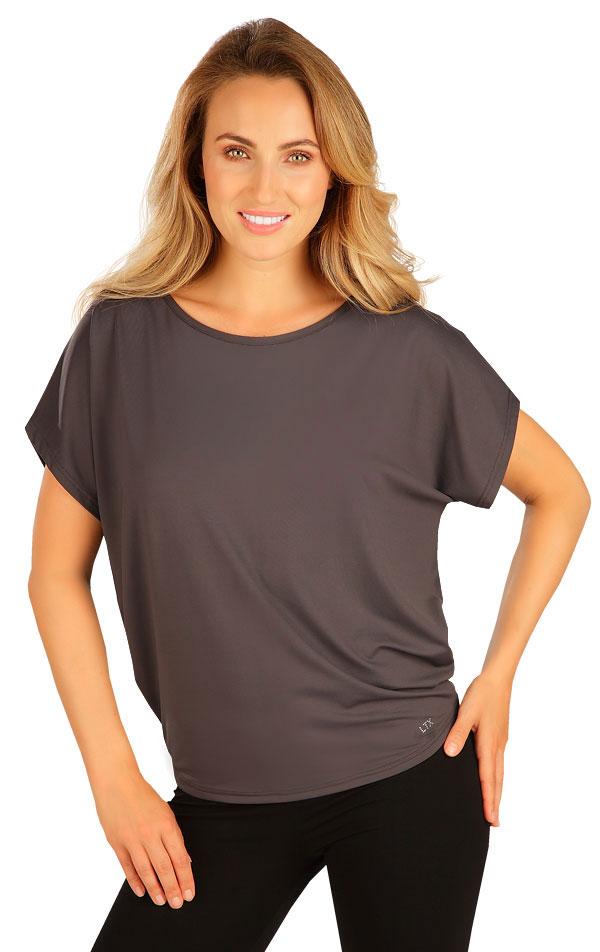 Tričko dámské s krátkým rukávem. 5B389 | Tílka, trička, halenky LITEX