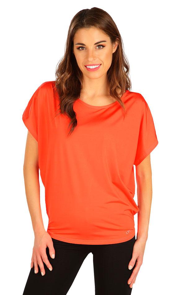 Tričko dámské s krátkým rukávem. 5B392 | Tílka, trička, halenky LITEX