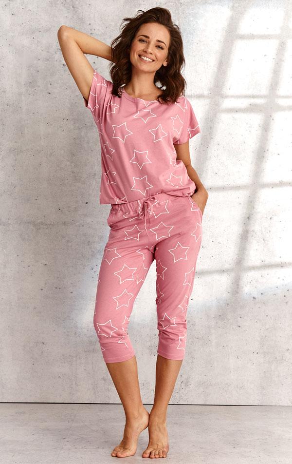 Pyžamo dámské. 5B432 | PYŽAMA, NOČNÍ KOŠILE LITEX