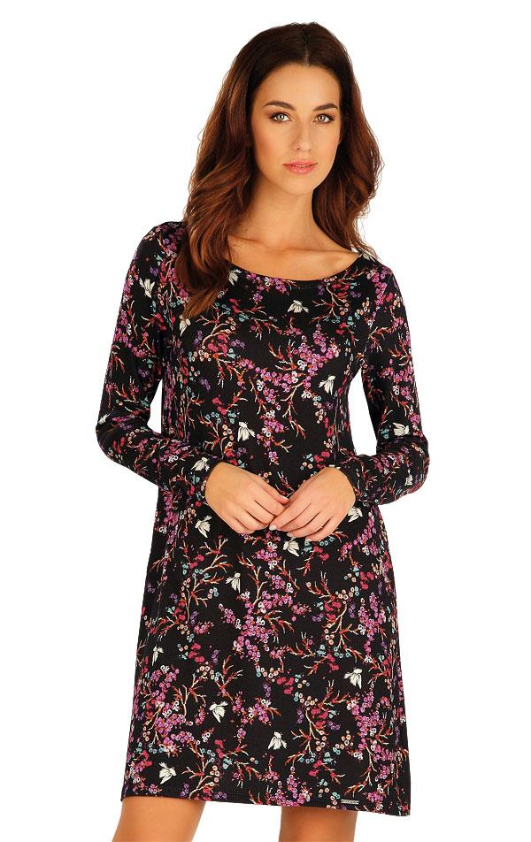 Šaty dámské s dlouhým rukávem. 60002 | Sportovní oblečení LITEX