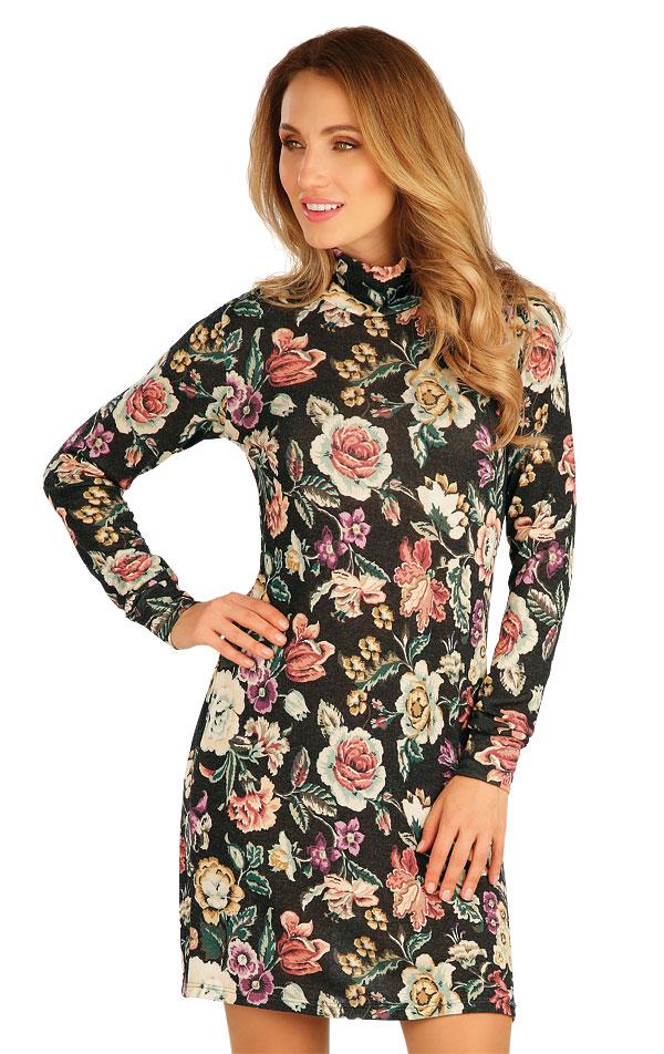 Šaty dámské s dlouhým rukávem. 60010   Sportovní oblečení LITEX