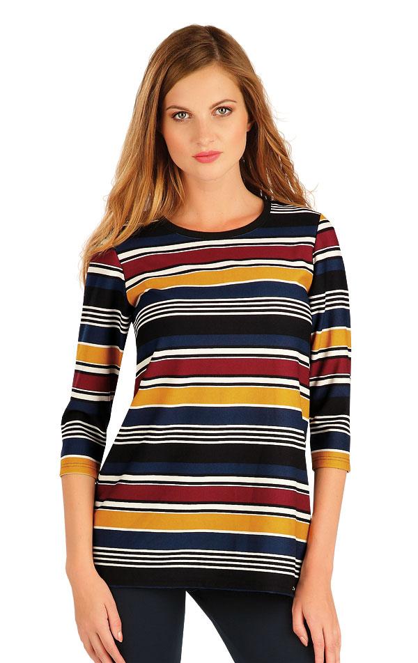 Tričko dámské s 3/4 rukávem. 60012 | Sportovní oblečení LITEX
