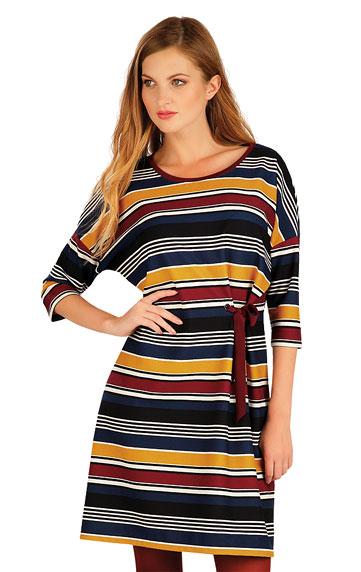 Šaty a sukně > Šaty dámské s 3/4 rukávem. 60015