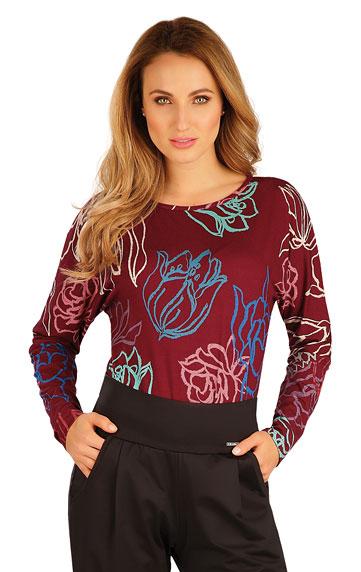 Sportovní oblečení > Tričko dámské s netopýřím rukávem. 60025