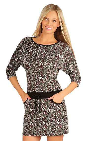 Šaty a sukně > Šaty dámské s 3/4 rukávem. 60036