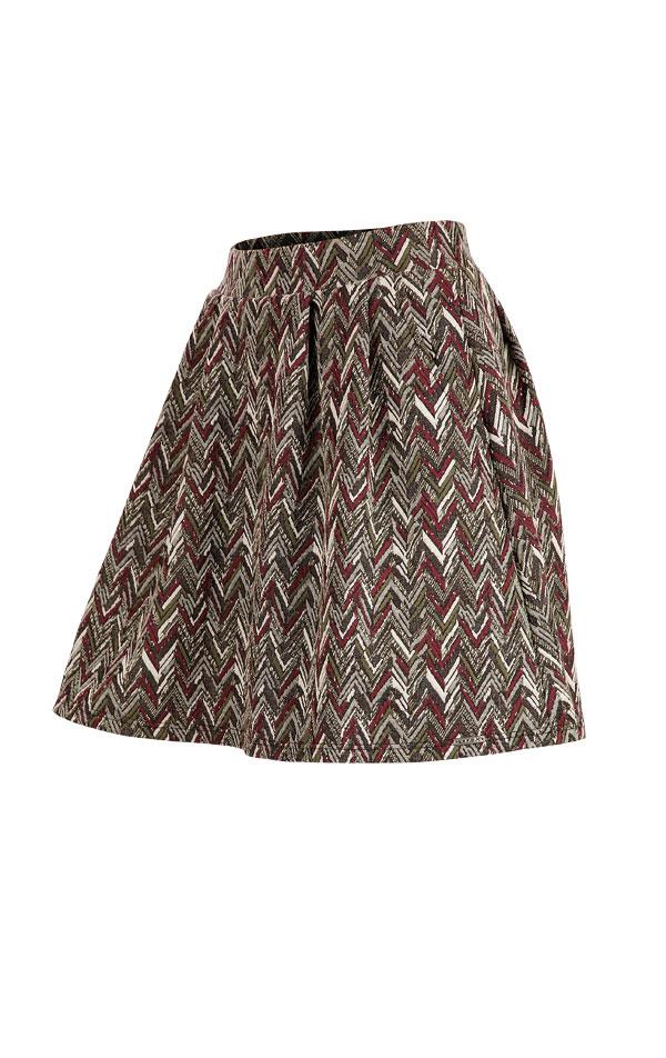 Sukně dámská. 60039 | Šaty, sukně, tuniky LITEX