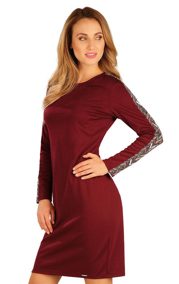 Šaty dámské s dlouhým rukávem. 60041   Šaty, sukně, tuniky LITEX
