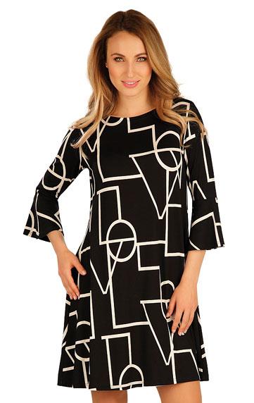 Šaty a sukně > Šaty dámské s 3/4 rukávem. 60049