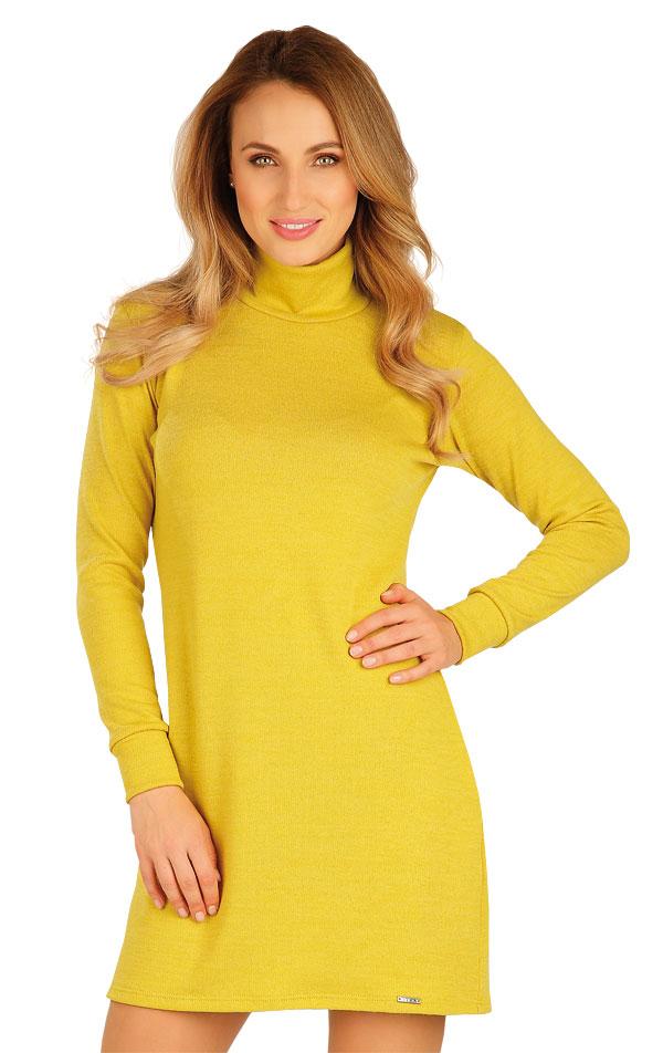 Šaty dámské s dlouhým rukávem. 60057   Šaty, sukně, tuniky LITEX