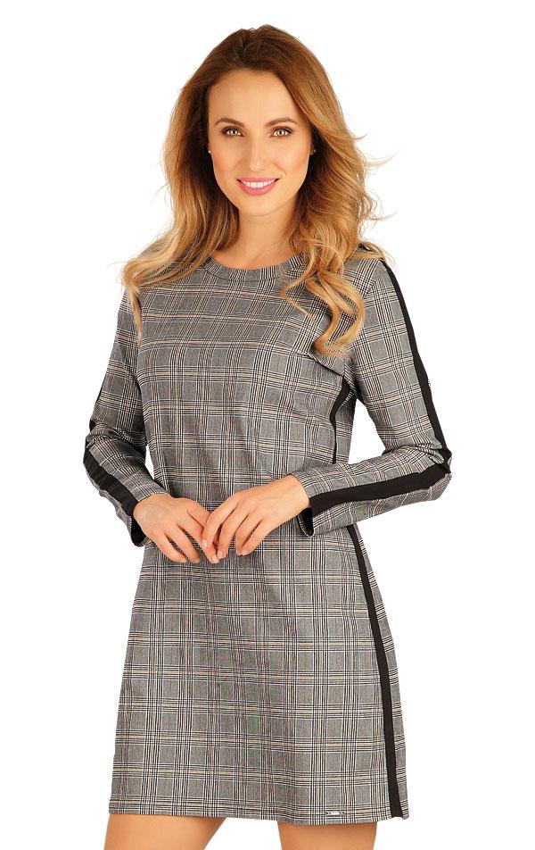 Šaty dámské s dlouhým rukávem. 60061 | Šaty, sukně, tuniky LITEX