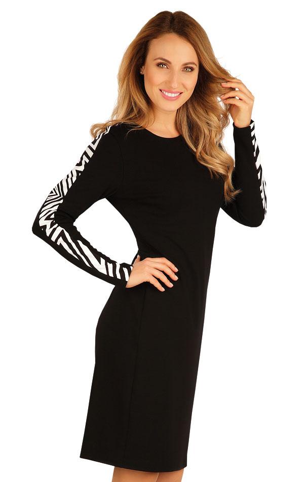 Šaty dámské s dlouhým rukávem. 60075 | Šaty, sukně, tuniky LITEX