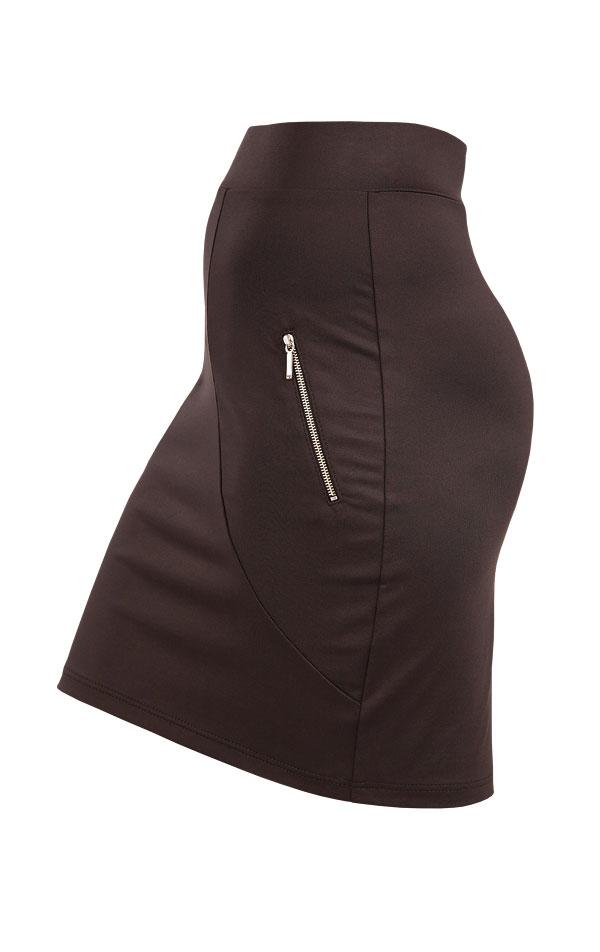 Sukně dámská do pasu. 60083   Šaty, sukně, tuniky LITEX