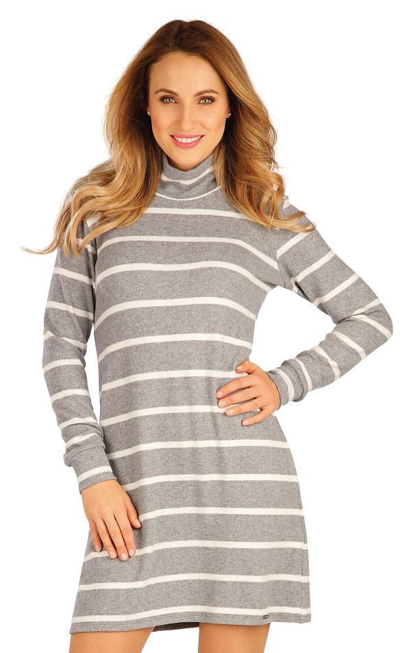 Šaty dámské s dlouhým rukávem. 60091 | Sportovní oblečení LITEX