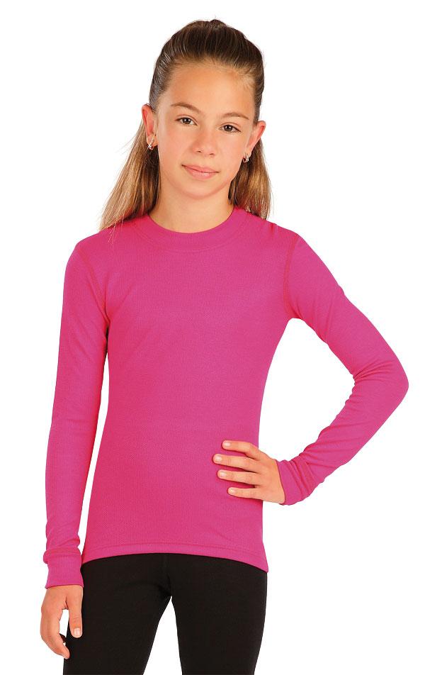 Funkční termo triko dětské. 60160 | TERMOPRÁDLO LITEX