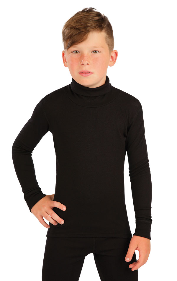 Funkční termo rolák dětský. 60161 | TERMOPRÁDLO LITEX