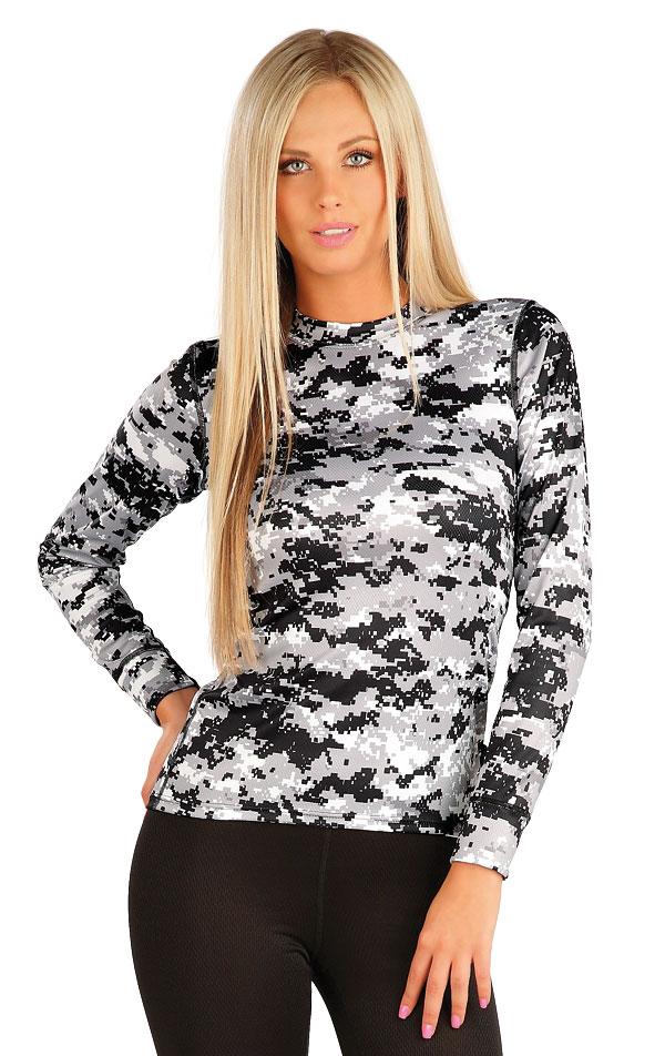 Funkční termo tričko dámské. 60192 | TERMOPRÁDLO LITEX