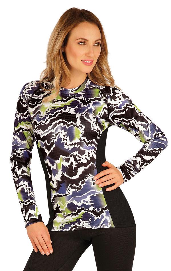 Funkční termo tričko dámské. 60198 | TERMOPRÁDLO LITEX