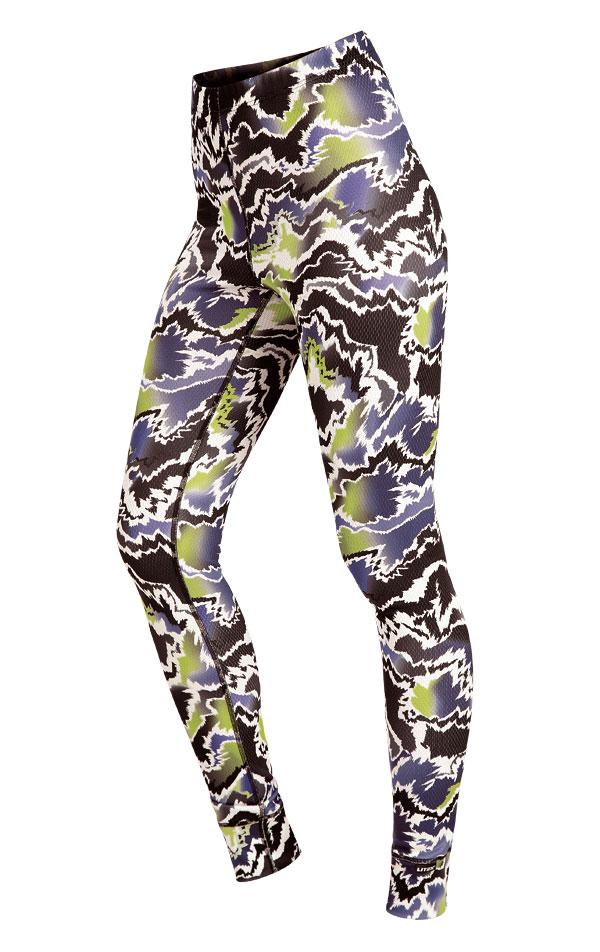 Funkční termo legíny dámské dlouhé. 60201 | Sportovní oblečení LITEX