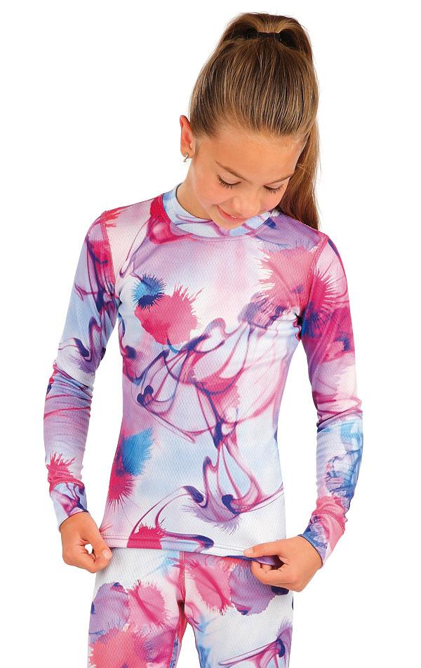 Funkční termo triko dětské. 60206 | Sportovní oblečení LITEX