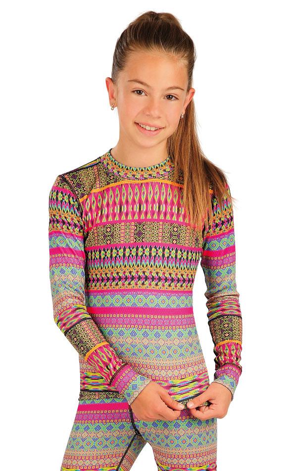 Funkční termo triko dětské. 60208 | TERMOPRÁDLO LITEX