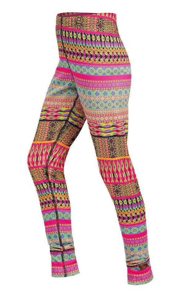 Funkční termo legíny dětské dlouhé. 60209 | Sportovní oblečení LITEX