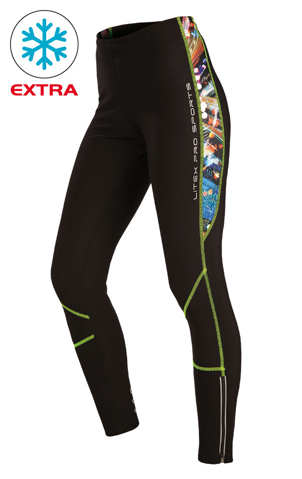 Kalhoty sportovní dámské. 60230 | Legíny dlouhé LITEX