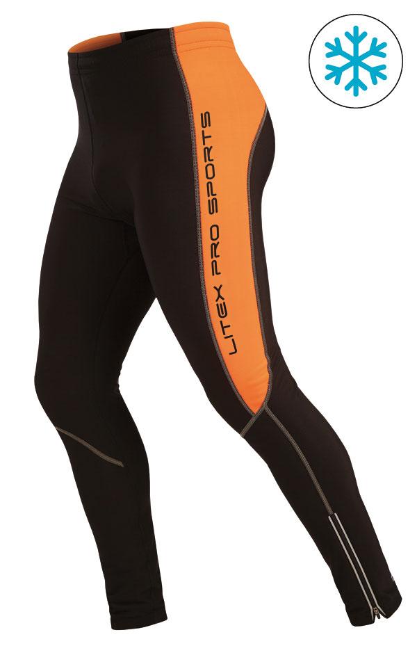 Legíny sportovní pánské dlouhé. 60264 | Sportovní oblečení LITEX