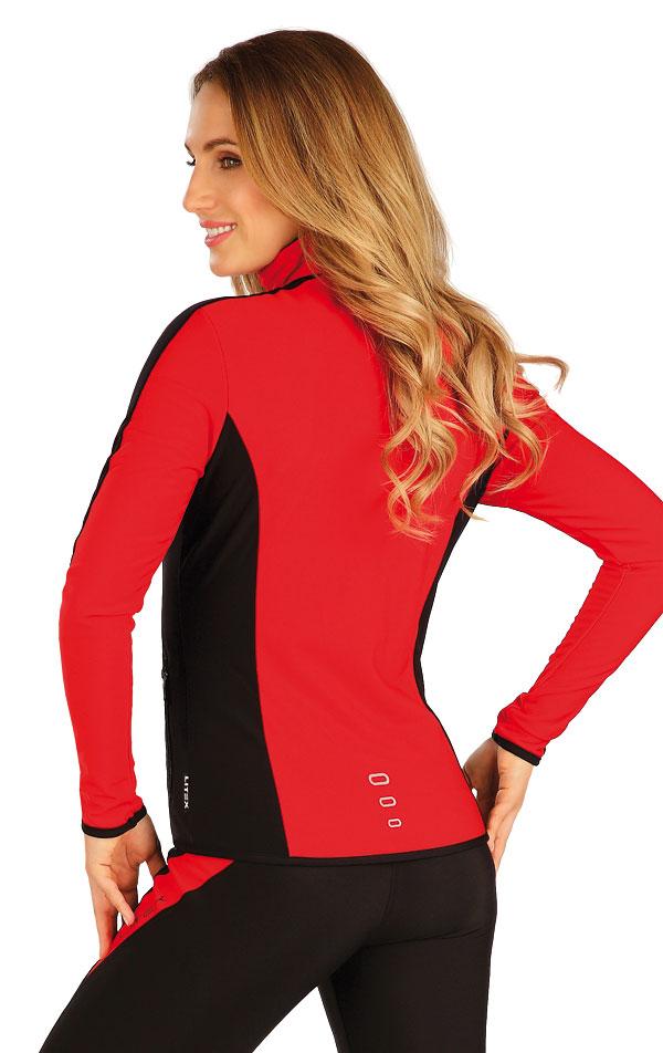 Mikina dámská na zip. 60265 | Vesty a bundy LITEX