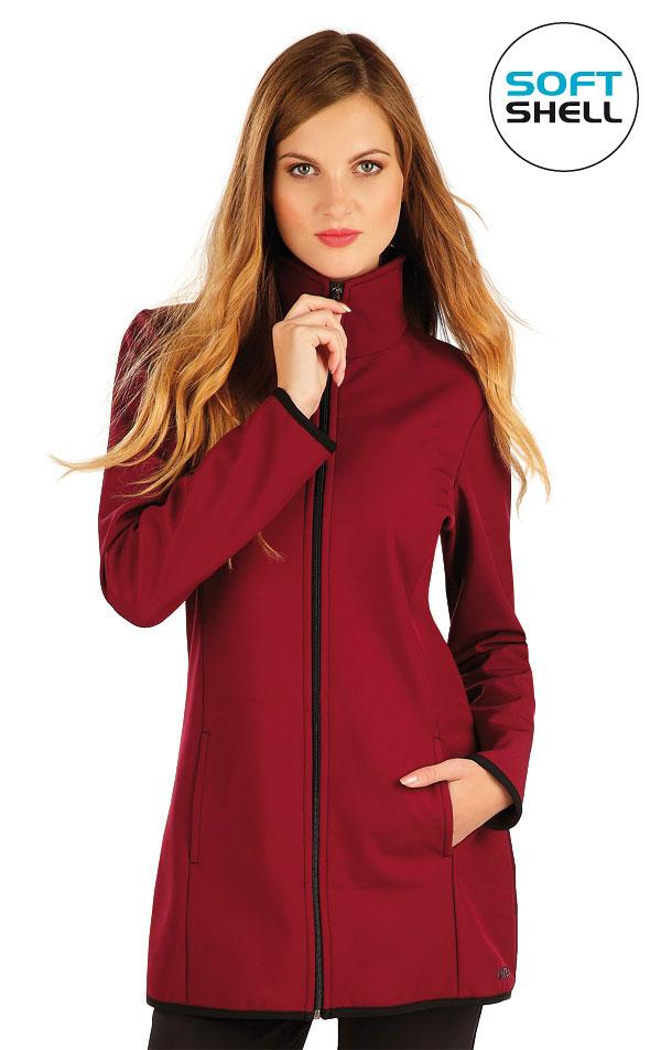 Bunda dámská softshellová. 60274 | Sportovní oblečení LITEX