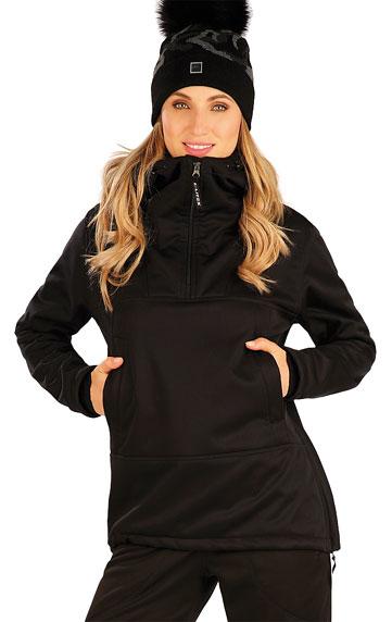 Vesty a bundy > Bunda dámská softshellová s kapucí. 60279