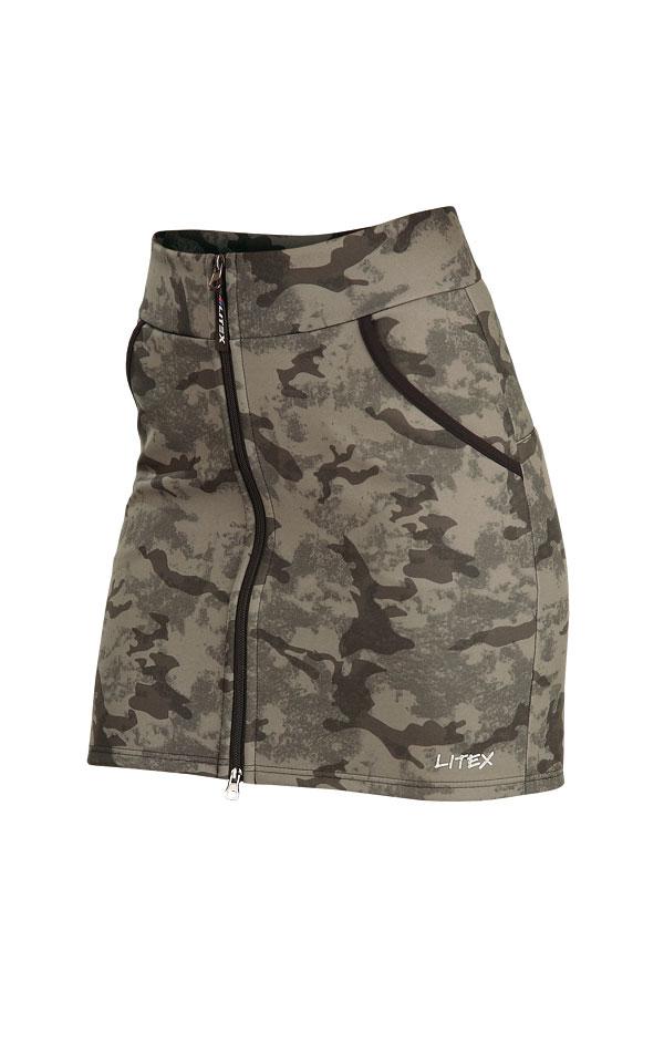 Sukně sportovní softshellová. 60281 | Sportovní oblečení LITEX