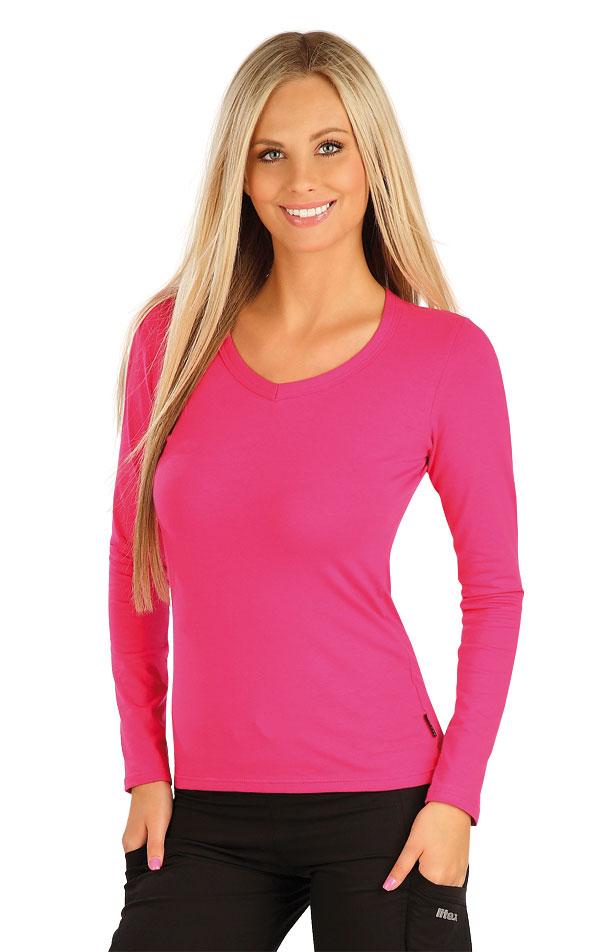 Tričko dámské s dlouhým rukávem. 60324 | Trika, topy, tílka LITEX