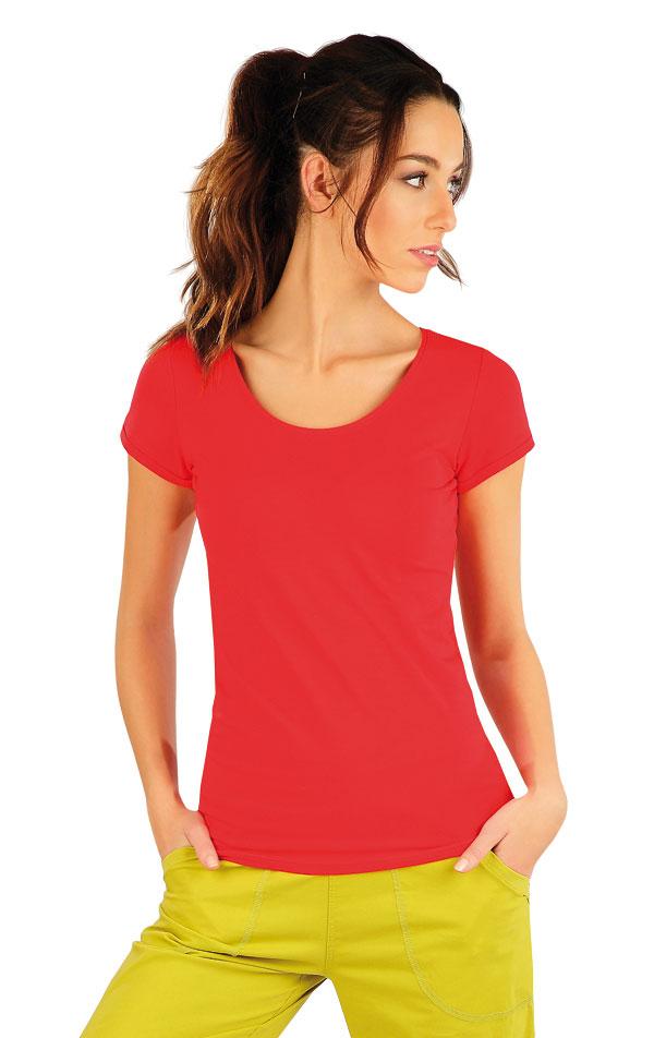 Tričko dámské s krátkým rukávem. 60326 | Trika, topy, tílka LITEX