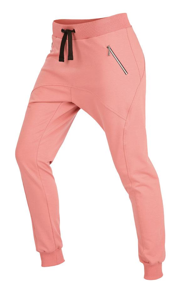 Tepláky dámské dlouhé s nízkým sedem. 60332 | Kalhoty LITEX LITEX