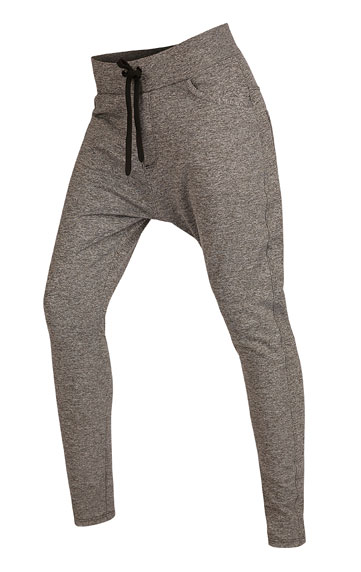 Kalhoty LITEX > Tepláky dámské dlouhé s nízkým sedem. 60341