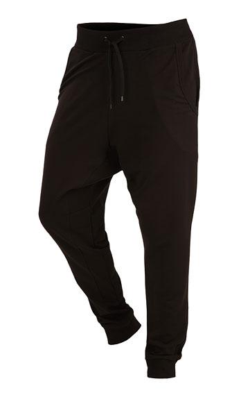 Kalhoty, tepláky, kraťasy > Tepláky pánské dlouhé s nízkým sedem. 60360