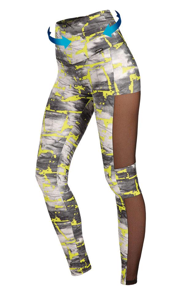 Legíny dámské dlouhé. 60430 | Sportovní oblečení LITEX
