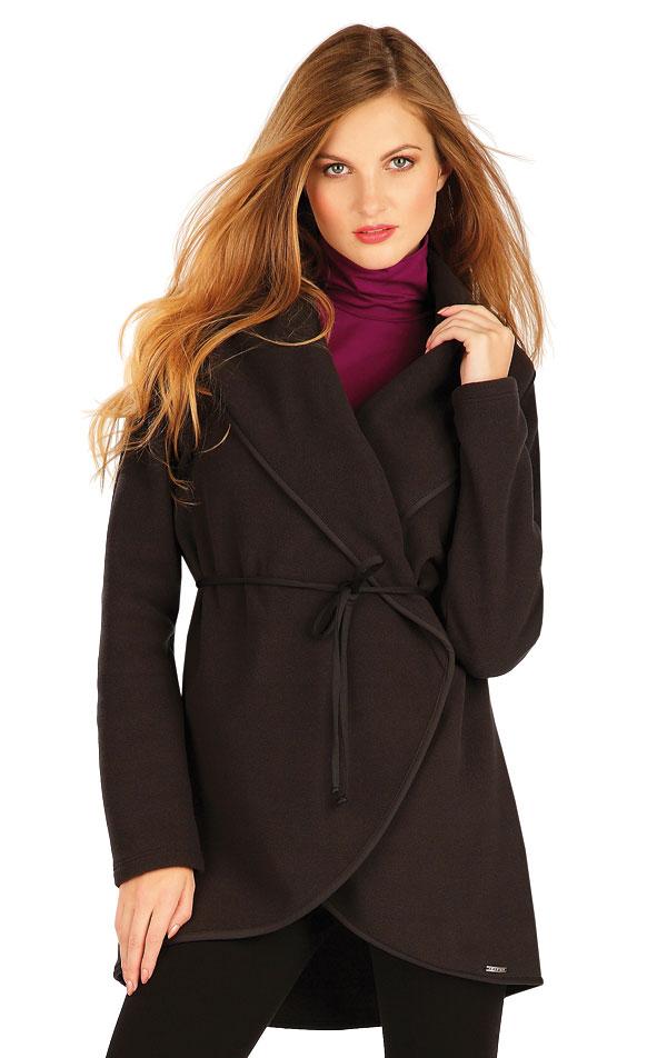 Fleecový kabátek dámský. 60521 | Bundy, vesty, kabátky LITEX
