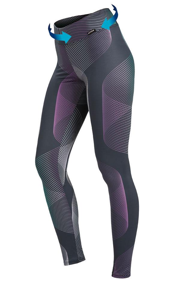 Legíny dámské dlouhé. 60598 | Sportovní oblečení LITEX