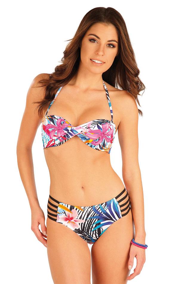 Plavky kalhotky středně vysoké. 63003 | Dvoudílné plavky LITEX