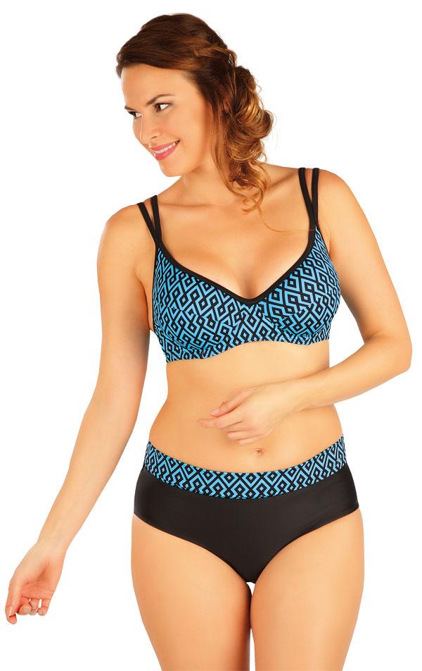 Plavky podprsenka s kosticemi. 63038 | Dvoudílné plavky LITEX