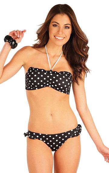 Dvoudílné plavky > Plavky podprsenka BANDEAU bez výztuže. 63045