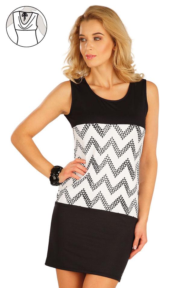 Šaty dámské bez rukávu. 63209 | Plážové doplňky LITEX
