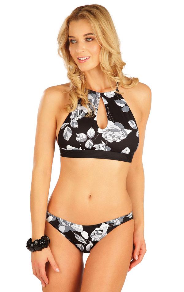 Plavky kalhotky bokové. 63301   Dvoudílné plavky LITEX