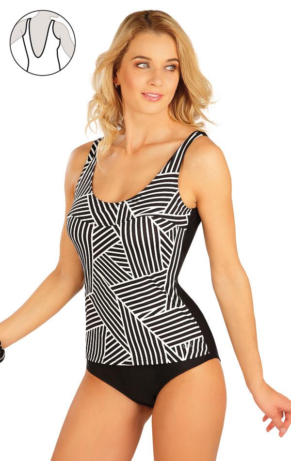 Jednodílné plavky s košíčky. 63417 | Jednodílné plavky LITEX