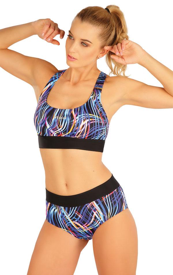 Plavky kalhotky bokové. 63519 | Sportovní plavky LITEX