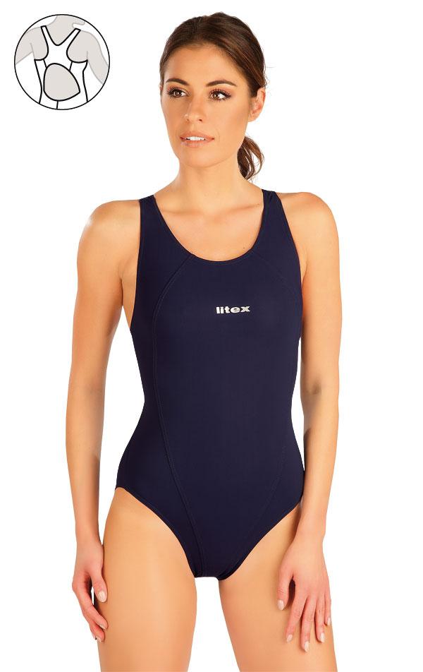 Jednodílné sportovní plavky. 63523 | Sportovní plavky LITEX
