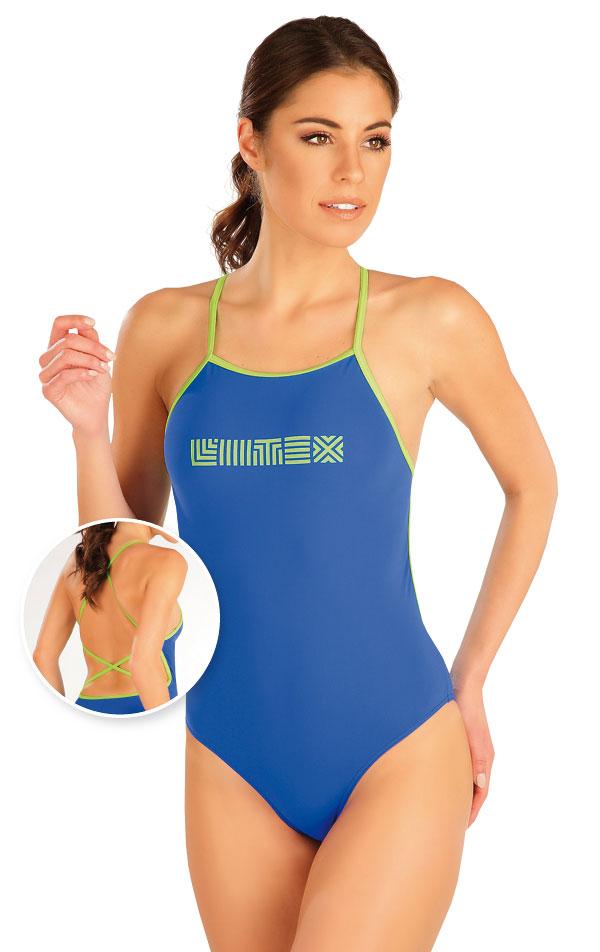 Jednodílné sportovní plavky. 63524 | Sportovní plavky LITEX